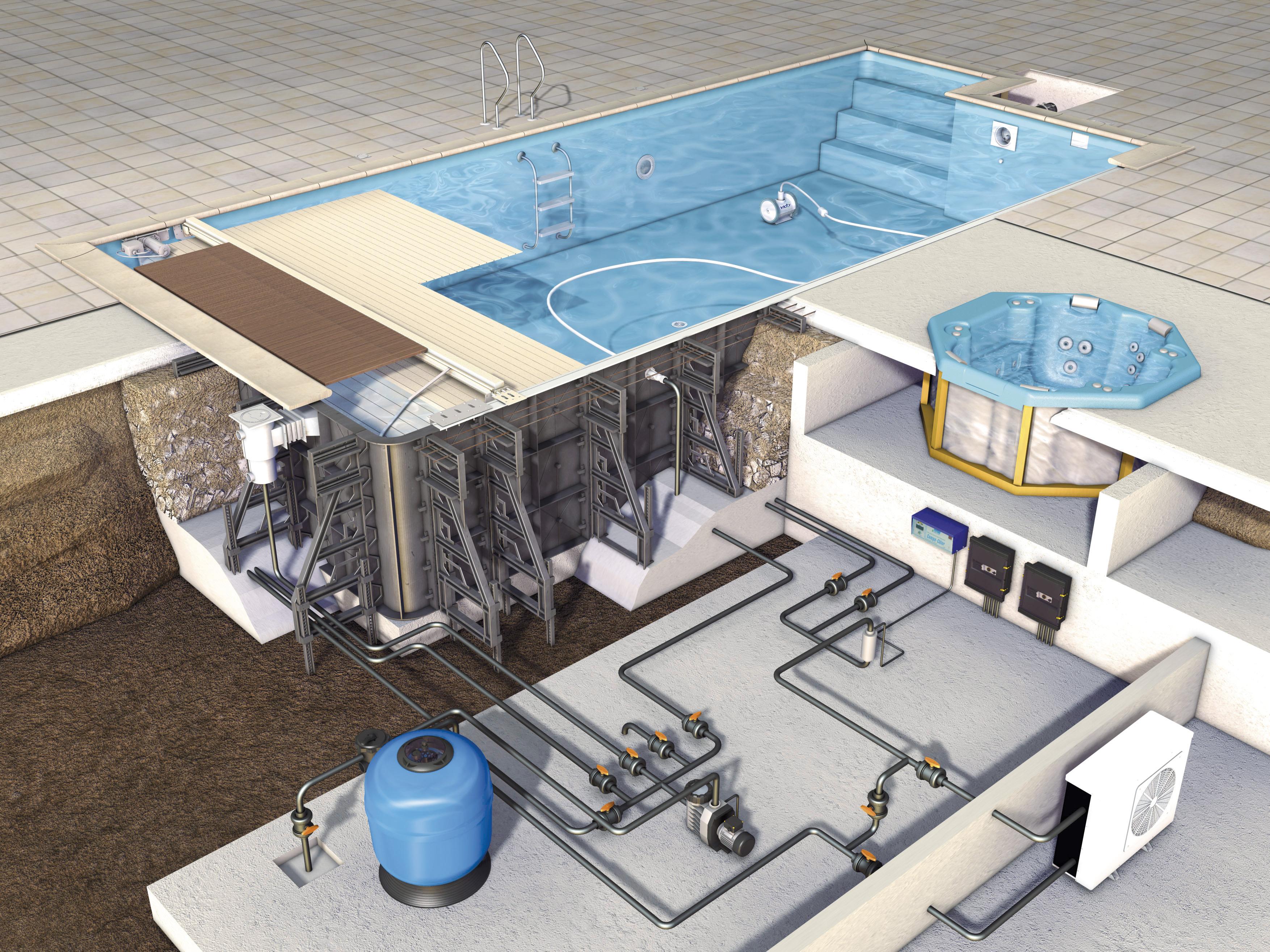 Проектирование бассейнов в Севастополе и Крыму